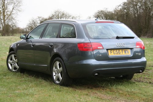 2006 Audi A6 Avant 30 Tdi Se Quattro Auto For Sale Car And Classic
