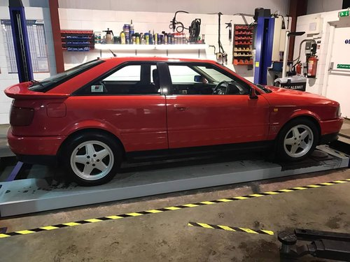 1991 Audi S2 Coupe Original For Sale (picture 1 of 6)