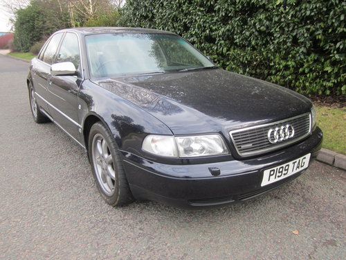 1997 Audi A8 4.2 4 FWD Quattro LWB For Sale (picture 1 of 6)