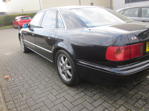 1997 Audi A8 4.2 4 FWD Quattro LWB For Sale (picture 3 of 6)