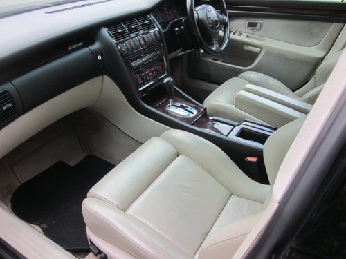 1997 Audi A8 4.2 4 FWD Quattro LWB For Sale (picture 4 of 6)