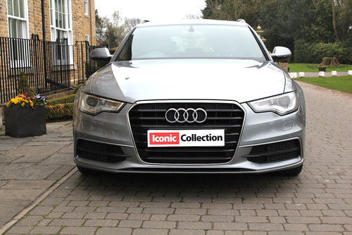 2013 Audi A6 Avant 2.0TDI ( 177ps ) Multitronic S Line For Sale (picture 3 of 6)