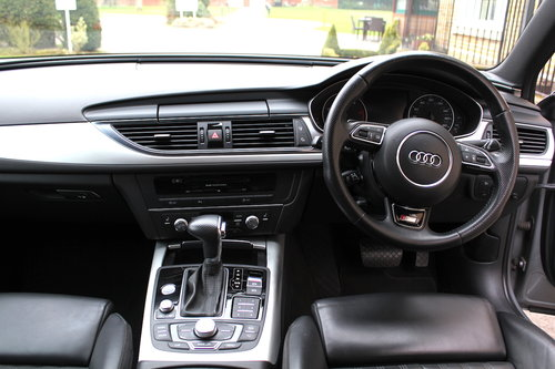 2013 Audi A6 Avant 2.0TDI ( 177ps ) Multitronic S Line For Sale (picture 4 of 6)