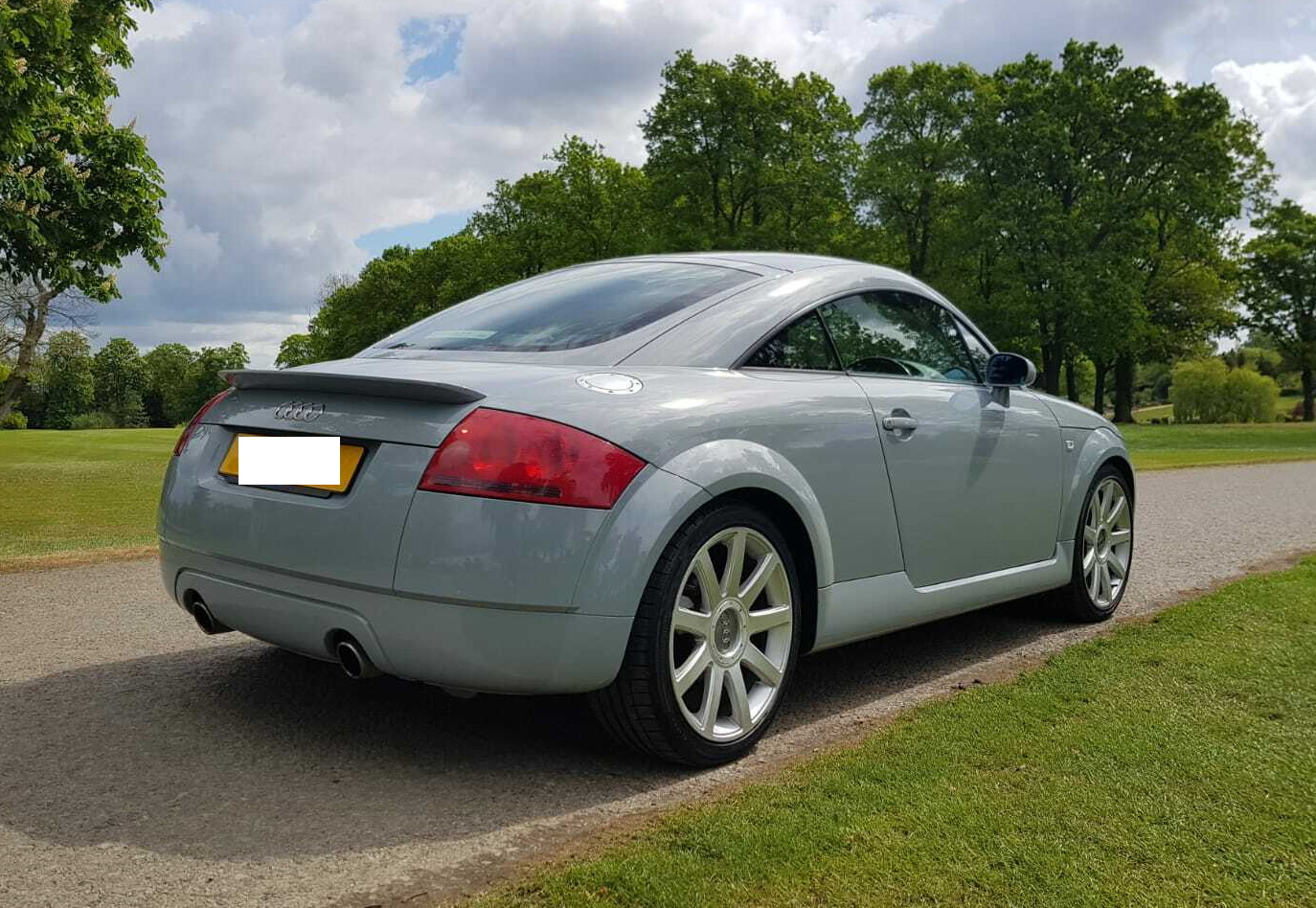 2002 Rare colour Audi TT 225 quattro For Sale | Car And ...