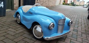 1960 Austin J40 fully restored