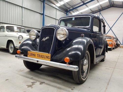 1937 Austin 10 Cambridge Saloon by Firma Trading Australia For Sale (picture 1 of 6)