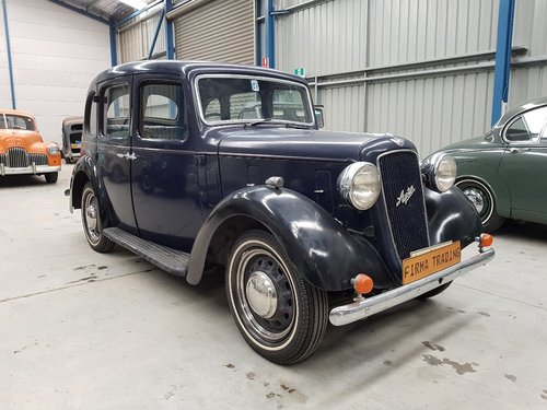 1937 Austin 10 Cambridge Saloon by Firma Trading Australia For Sale (picture 2 of 6)