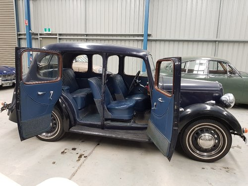 1937 Austin 10 Cambridge Saloon by Firma Trading Australia For Sale (picture 3 of 6)