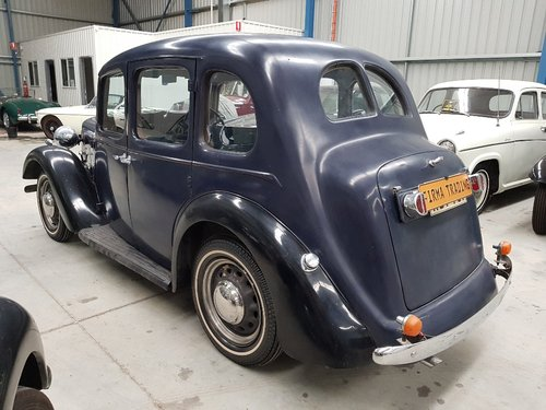 1937 Austin 10 Cambridge Saloon by Firma Trading Australia For Sale (picture 4 of 6)