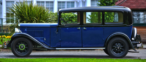 1934 Austin 20hp  (20/6) Ranelagh For Sale (picture 2 of 6)