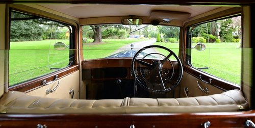 1934 Austin 20hp  (20/6) Ranelagh For Sale (picture 4 of 6)