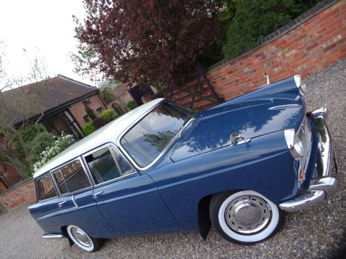 Austin A60 Cambridge Estate  SOLD (picture 2 of 6)