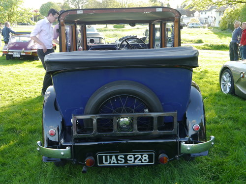 1934 Austin Laudalette For Sale (picture 1 of 4)