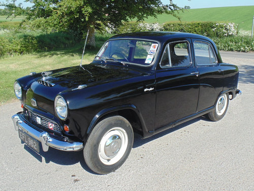 1956 Austin A40 Cambridge SOLD (picture 1 of 6)