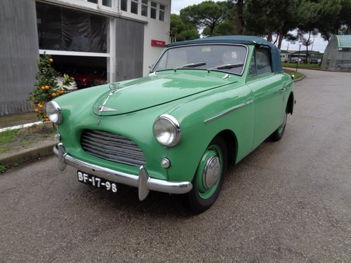 1951 Austin A 40 Sport - In Great Condition SOLD (picture 1 of 6)