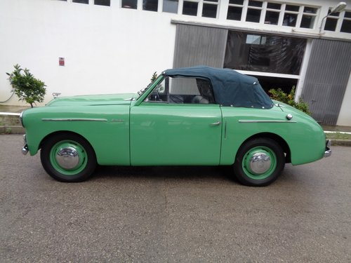 1951 Austin A 40 Sport - In Great Condition SOLD (picture 2 of 6)