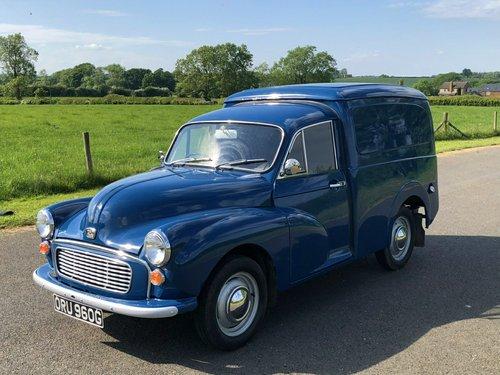 1969 Austin 6CWT Van SOLD (picture 1 of 6)