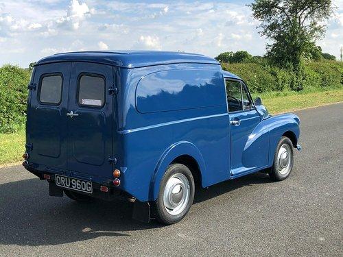 1969 Austin 6CWT Van SOLD (picture 4 of 6)