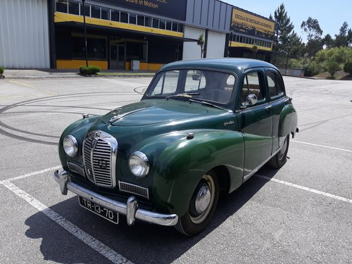 1952 Austin A40 Somerset For Sale (picture 1 of 6)