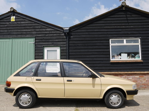1983 AUSTIN MAESTRO 1.3 BASE - JUST 43,000 MILES FROM NEW !! For Sale (picture 2 of 6)