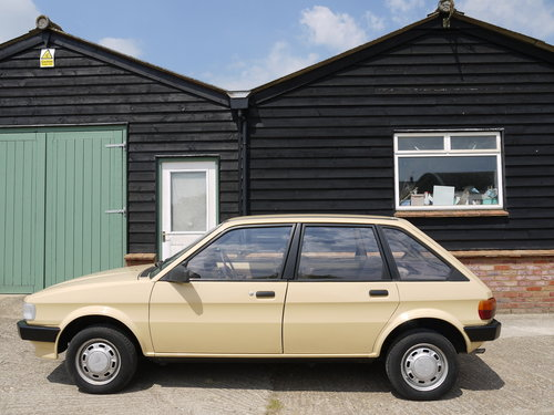 1983 AUSTIN MAESTRO 1.3 BASE - JUST 43,000 MILES FROM NEW !! For Sale (picture 3 of 6)