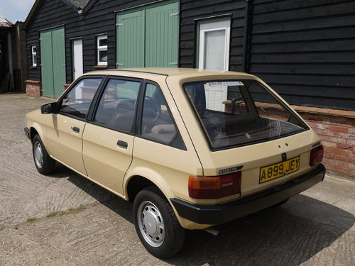 1983 AUSTIN MAESTRO 1.3 BASE - JUST 43,000 MILES FROM NEW !! For Sale (picture 4 of 6)