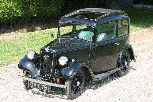 1936 Austin Seven Ruby . Now Sold, More Examples Wanted Wanted (picture 1 of 6)