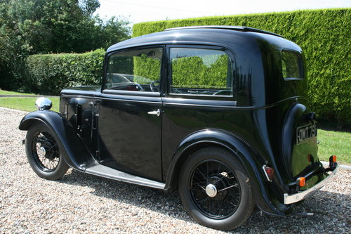 1936 Austin Seven Ruby . Now Sold, More Examples Wanted Wanted (picture 3 of 6)