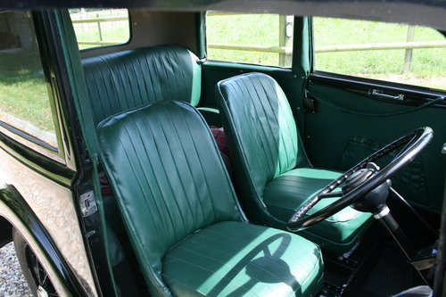 1936 Austin Seven Ruby . Now Sold, More Examples Wanted Wanted (picture 4 of 6)