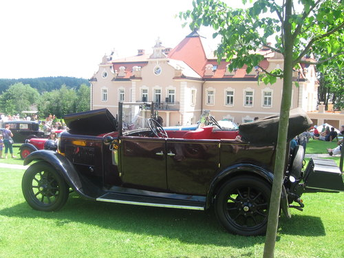 1930 Austin 12/4 Heavy Tourer For Sale (picture 2 of 6)