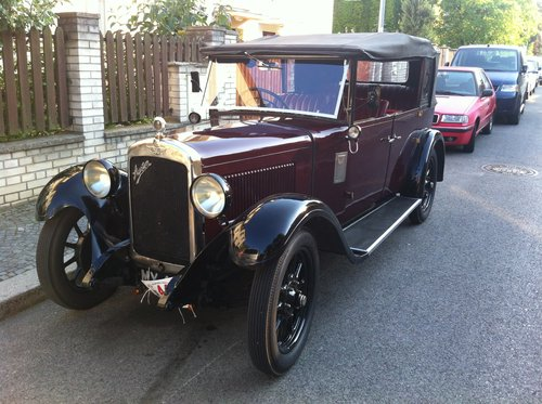 1930 Austin 12/4 Heavy Tourer For Sale (picture 3 of 6)