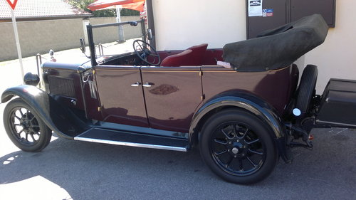 1930 Austin 12/4 Heavy Tourer For Sale (picture 4 of 6)