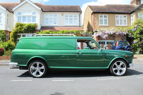 1970 Austin 1800 Custom Panel Van For Sale (picture 2 of 6)