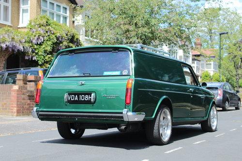 1970 Austin 1800 Custom Panel Van For Sale (picture 3 of 6)