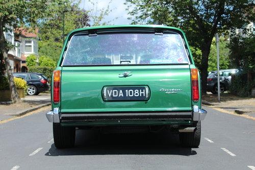 1970 Austin 1800 Custom Panel Van For Sale (picture 5 of 6)