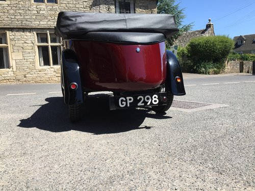 1931 Austin 7 Boat Tail - Full Restored For Sale (picture 4 of 6)