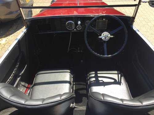 1931 Austin 7 Boat Tail - Full Restored For Sale (picture 5 of 6)