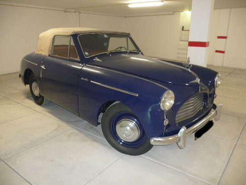 Rare Austin A 40 Sports GD2 1951 For Sale (picture 1 of 6)