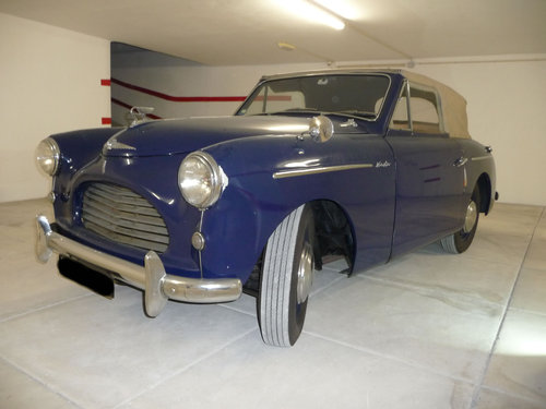 Rare Austin A 40 Sports GD2 1951 For Sale (picture 2 of 6)