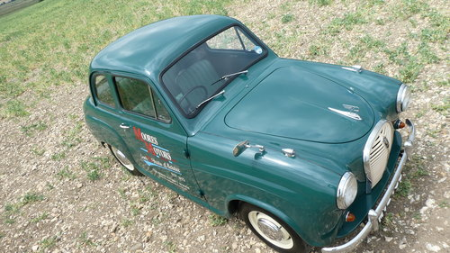 1958 Austin A35 Saloon with only 36800 miles  SOLD (picture 1 of 6)