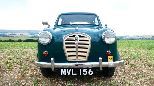 1958 Austin A35 Saloon with only 36800 miles  SOLD (picture 3 of 6)