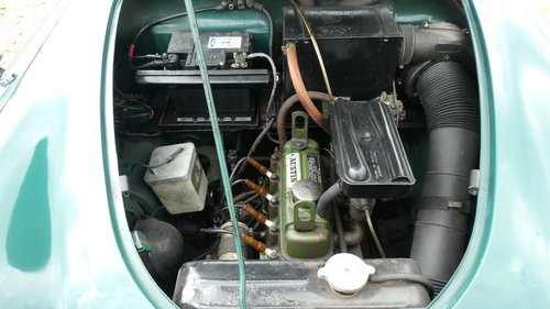 1958 Austin A35 Saloon with only 36800 miles  SOLD (picture 5 of 6)