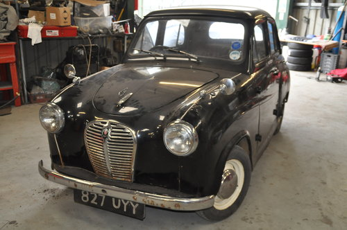 1954 AUSTIN A30 2 OWNERS SAME FAMILY WAS IN DAILY USE CHEAP CLASS SOLD (picture 1 of 6)