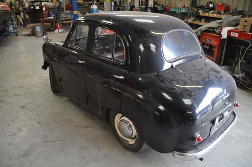 1954 AUSTIN A30 2 OWNERS SAME FAMILY WAS IN DAILY USE CHEAP CLASS SOLD (picture 3 of 6)
