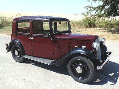 1935 Austin Ten Lichfield SOLD (picture 2 of 6)