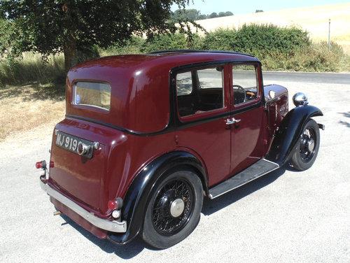 1935 Austin Ten Lichfield SOLD (picture 3 of 6)