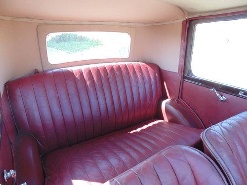 1935 Austin Ten Lichfield SOLD (picture 5 of 6)