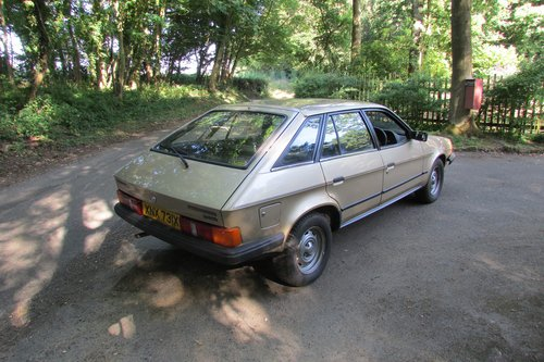 1982 Austin Ambassador 11,000 miles SOLD (picture 4 of 6)