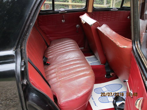 1956 Austin A50 Cambridge (Card Payments Accepted) SOLD (picture 5 of 6)