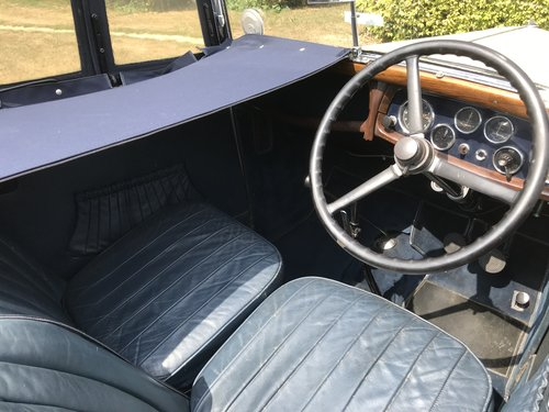1934 Austin 10 two seater with Dickey Seat SOLD (picture 2 of 6)
